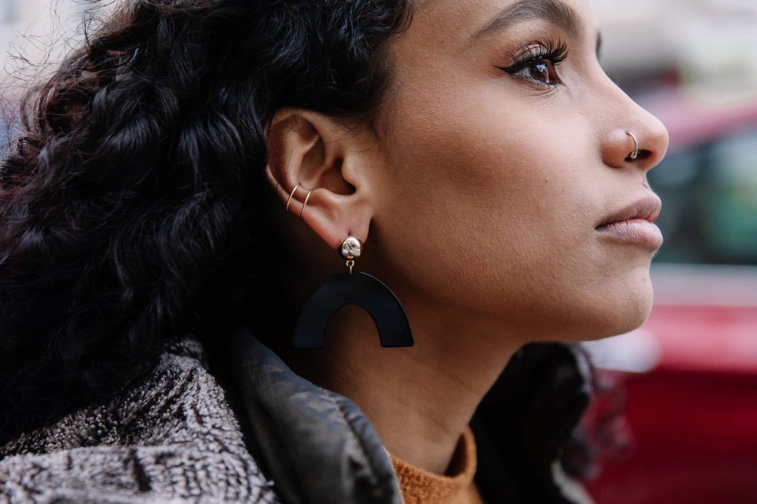 The double ear cuff //