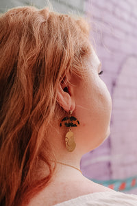 The Monroe earrings //