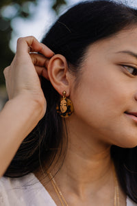 The Dioscuri earrings //