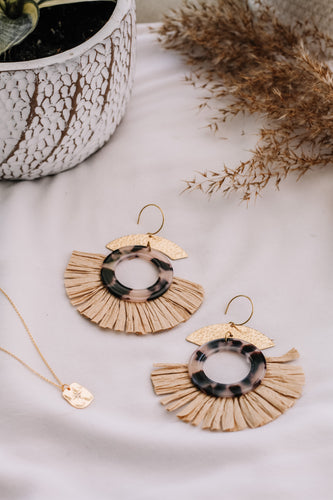 The Marlene earrings //