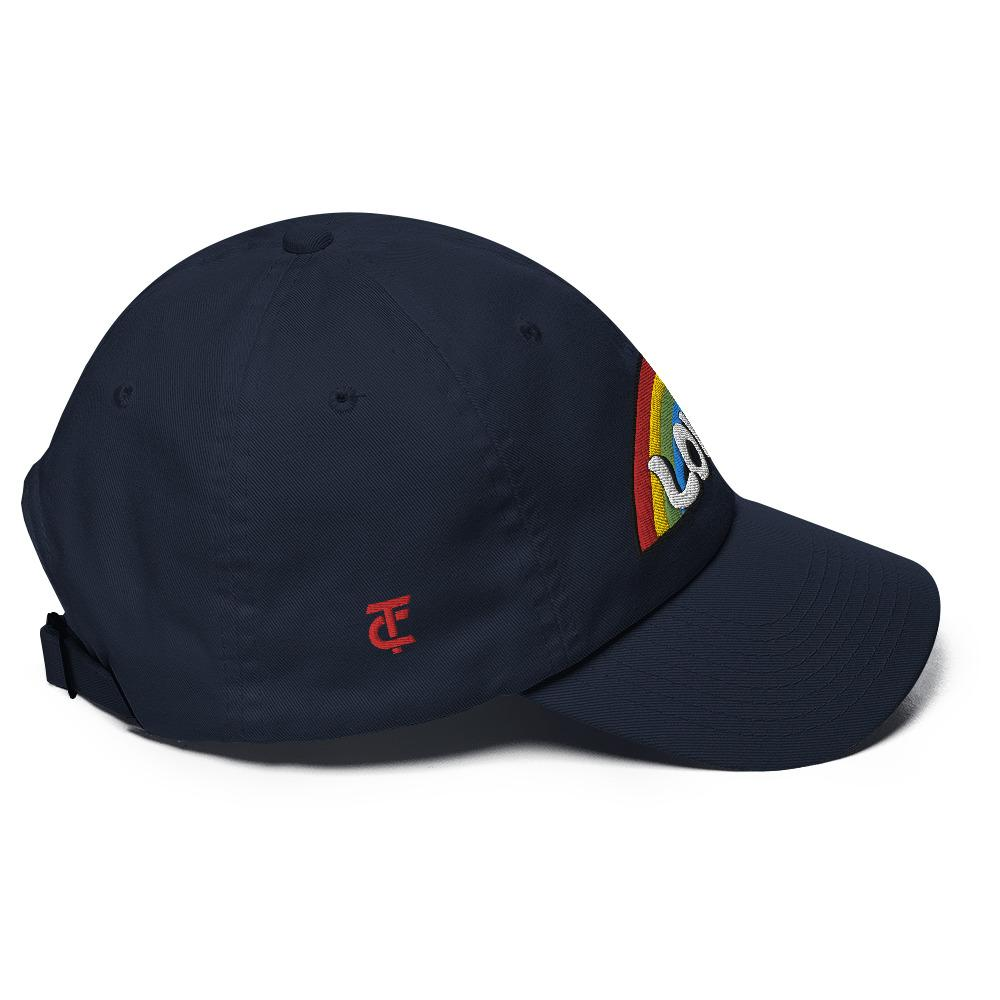 Dad hat *Love* - Caps and Tees