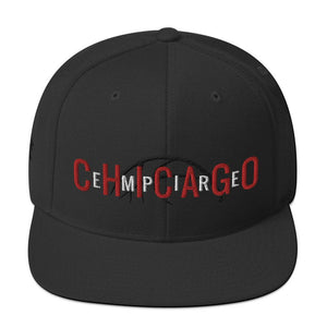 Premium Snapback Cap *Chicago* - Caps and Tees