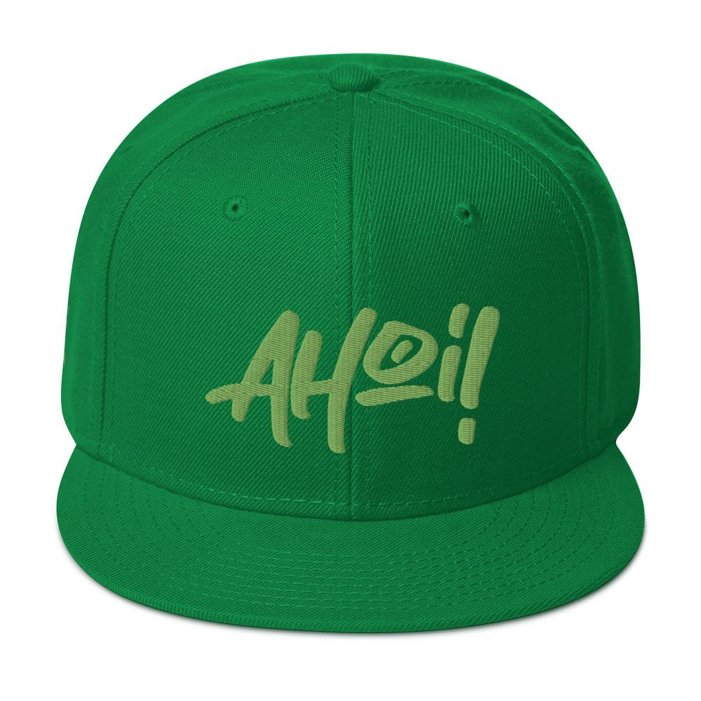 Snapback Cap *Ahoi!* - Caps and Tees