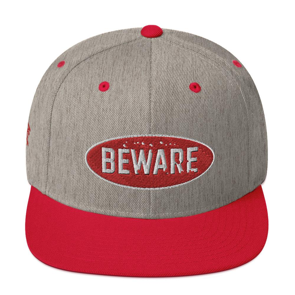 Snapback Cap *Beware* - Caps and Tees