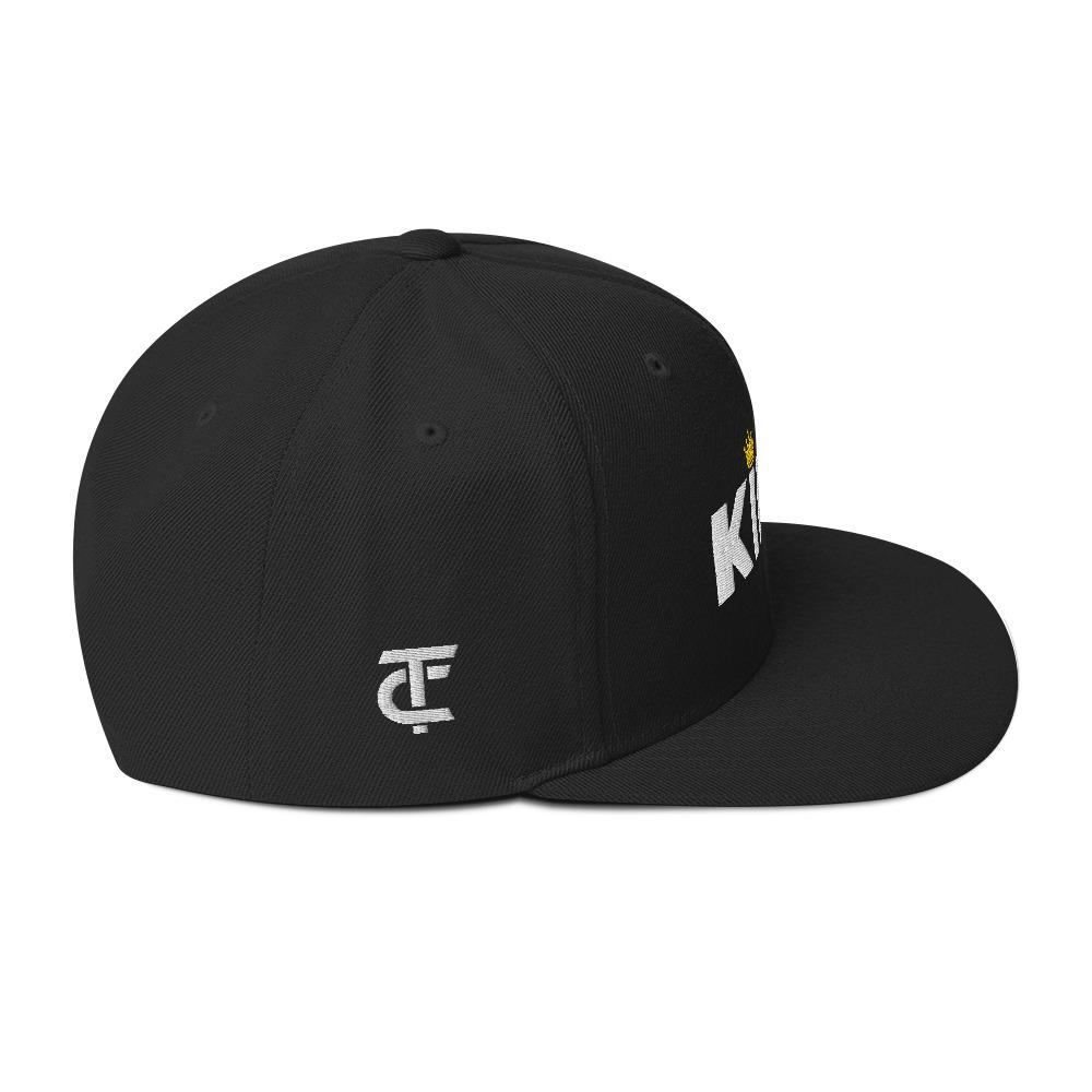Snapback Cap *King* - Caps and Tees