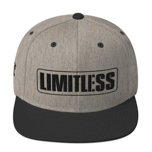 Snapback cap *Limitless* - Caps and Tees