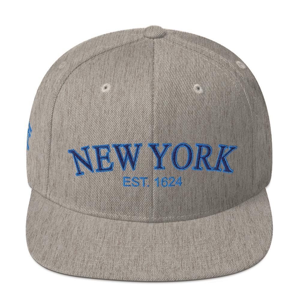 Snapback Cap *New York* - Caps and Tees