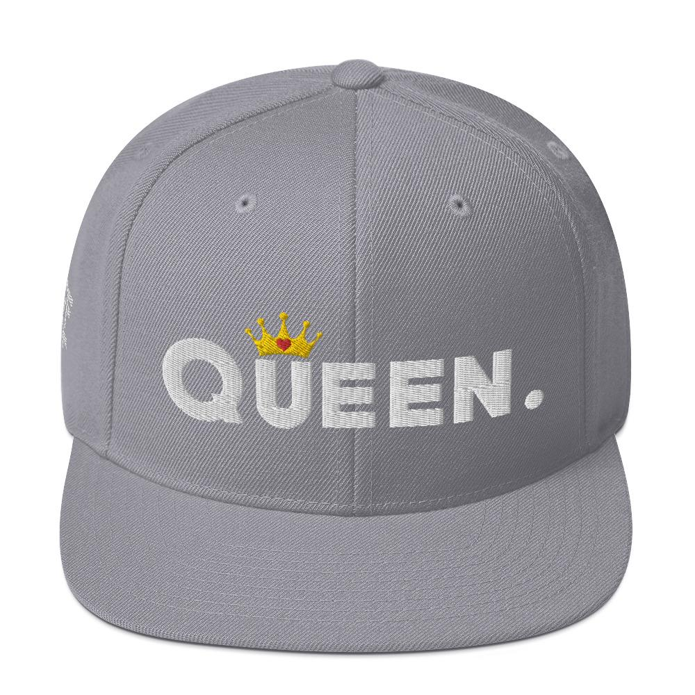 Snapback Cap *Queen* - Caps and Tees