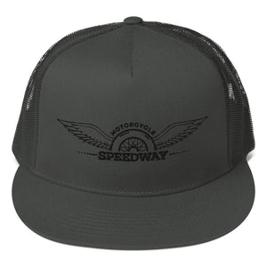 Snapback trucker cap *Speedway* - Caps and Tees