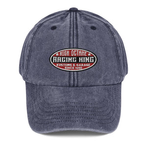 Vintage Dad Hat *High Octane* - Caps and Tees