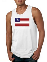 GD Men's Flag Tank Top
