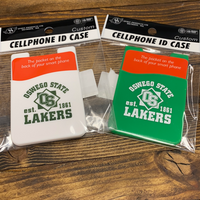 Oswego State Cellphone ID Case