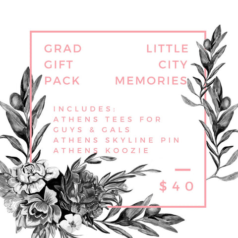 """Little City Memories"" Graduation Package"