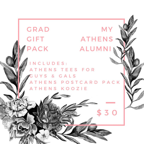 """My Athens Alumni"" Graduation Package"