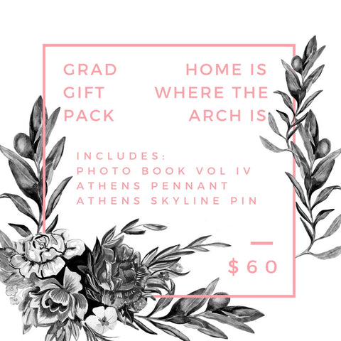 """Home is Where the Arch Is"" Graduation Package"