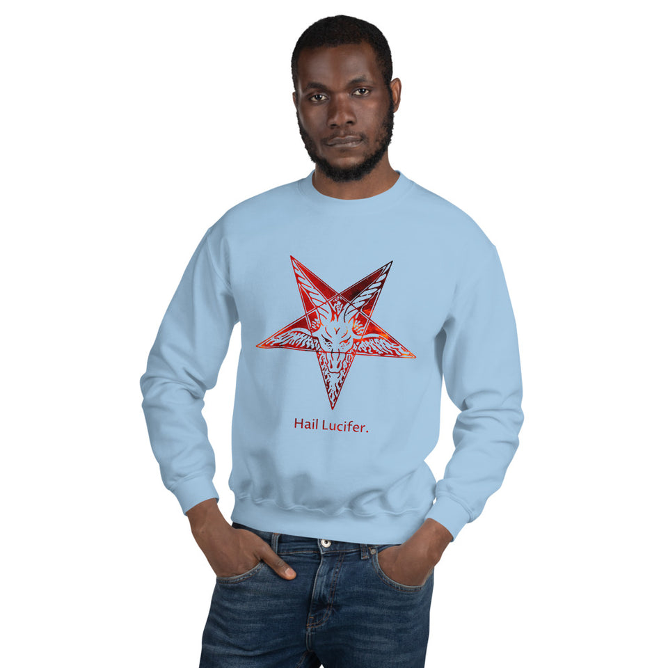 Hail Lucifer Premium Sweatshirt