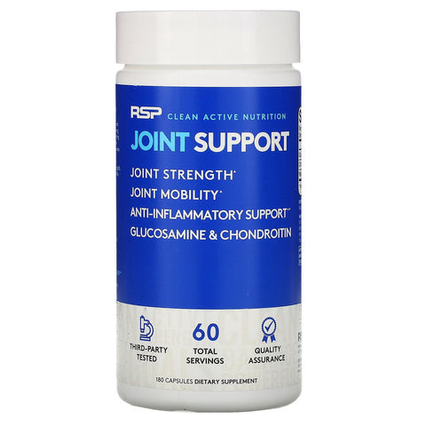 RSP JOINT SUPPORT 180 CAPSULES