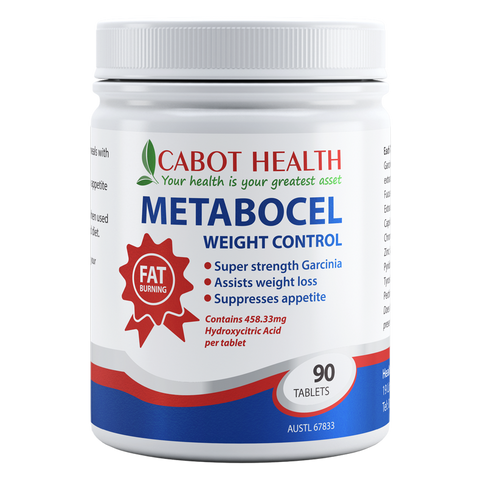 DR CABOT METABOCEL WEIGHT CONTROL