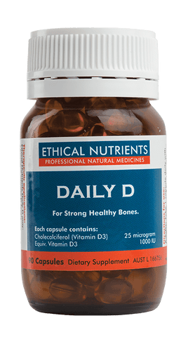 Ethical Nutrients vitamin D