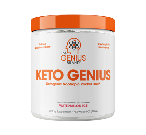KETO GENIUS Nootropic brain boost
