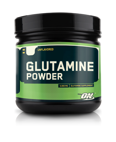ON GLUTAMINE - Supplements Central
