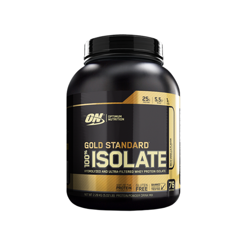 OPTIMUM NUTRITION GS 100% ISOLATE - Supplements Central