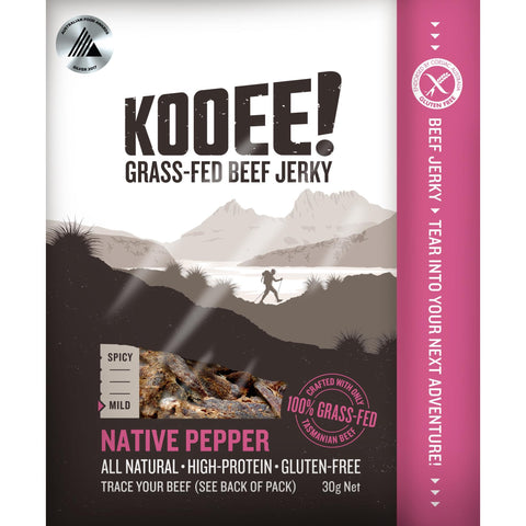 KOOEE BEEF JERKY SINGLE SERVE