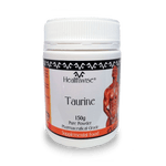 HEALTHWISE TAURINE - Supplements Central