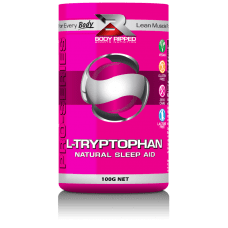 L-TRYPTOPHAN - Supplements Central
