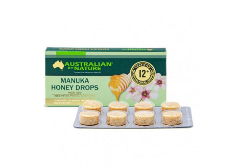 Manuka Honey Drops 12+