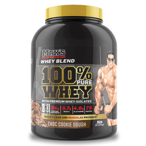 Max's 100% Whey protein ISOLATE