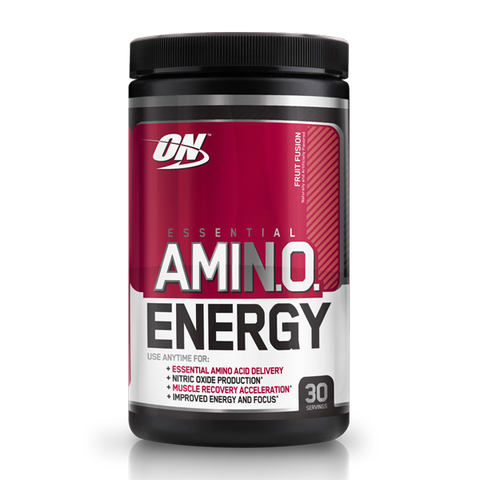 OPTIMUM NUTRITION  AMINO ENERGY - Supplements Central