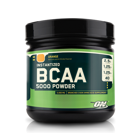 OPTIMUM NUTRITION  BCAA POWDER - Supplements Central