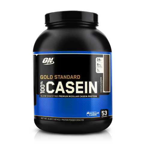 OPTIMUM NUTRITION 100% CASEIN - Supplements Central