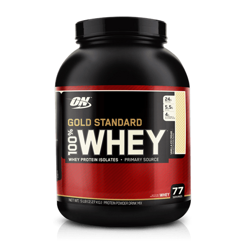 GOLD STANDARD WHEY - Supplements Central