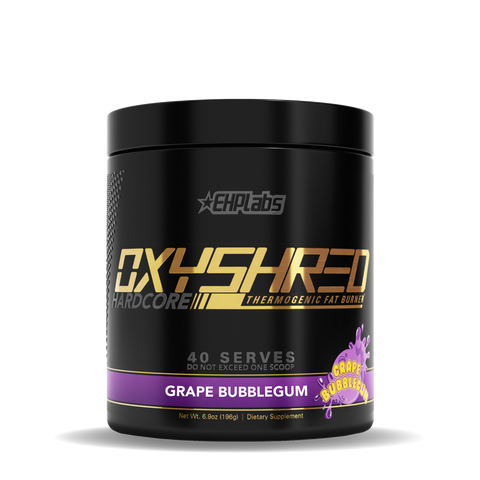 OXYSHRED HARDCORE fat burner