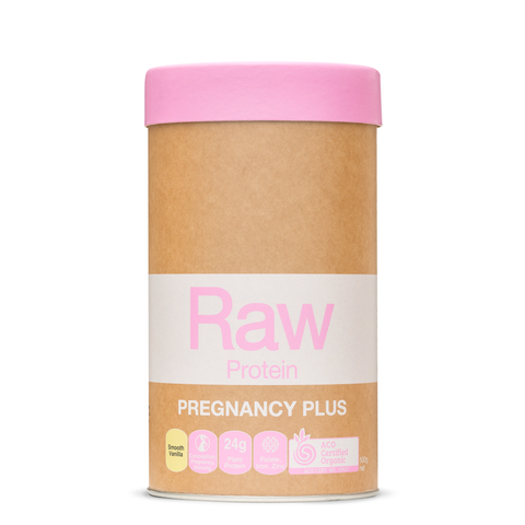 AMAZONIA RAW PROTEIN PREGNANCY PLUS