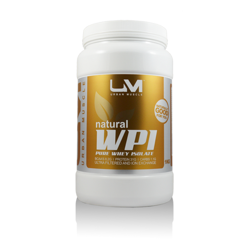 URBAN MUSCLE Natural protein WPI
