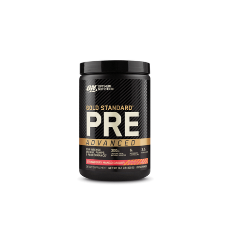 OPTIMUM NUTRITION PRE ADVANCED GF