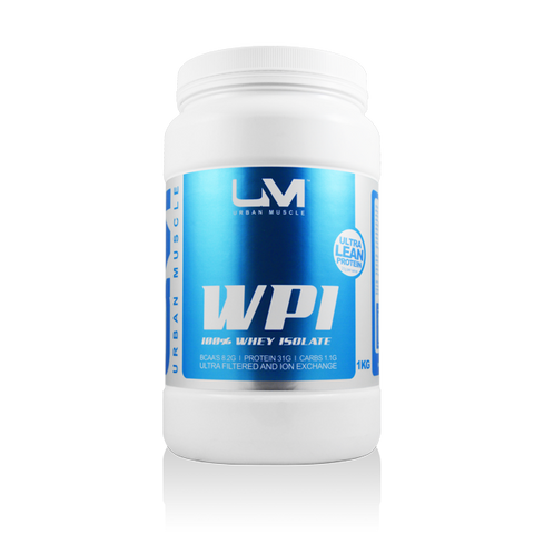 Urban Muscle WPI protein