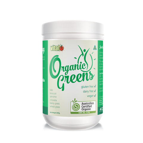 ORGANIC GREENS - Supplements Central