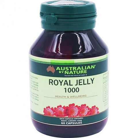 ABN Royal jelly capsules