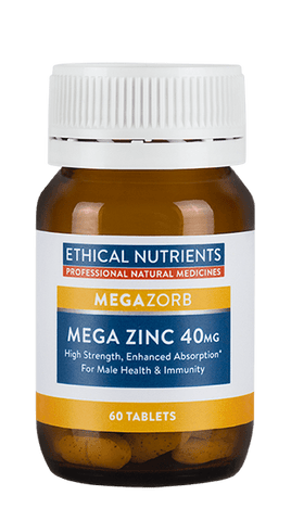 ETHICAL NUTRIENTS ZINC
