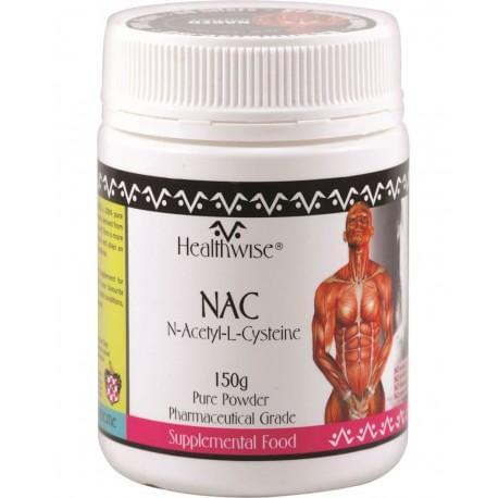 HEALTHWISE NAC - Supplements Central