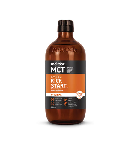MCT OIL - Supplements Central
