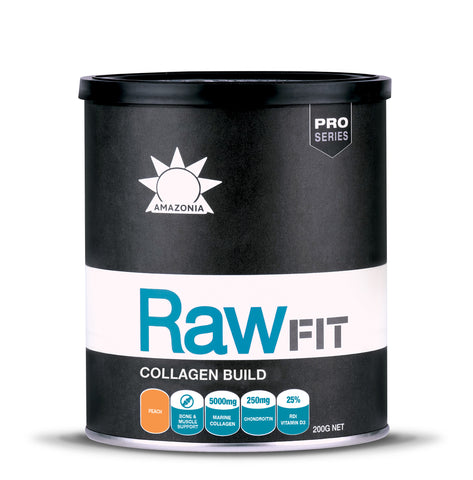 Amazonia Raw Fit Collagen