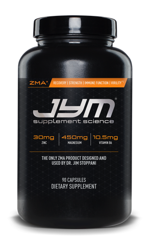 JYM ZMA recovery