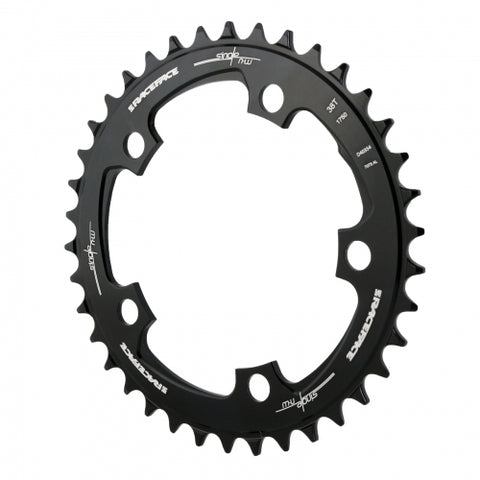Chainring Narrow Wide 110X38T 10-12S Black