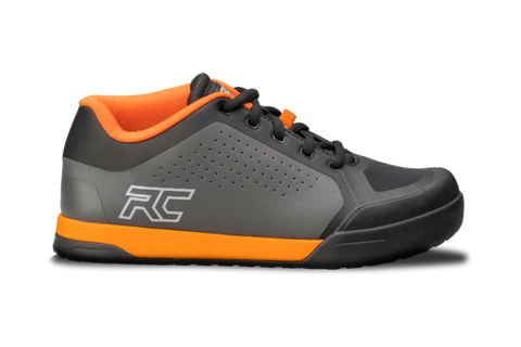 Powerline Mens Charcoal/Orange