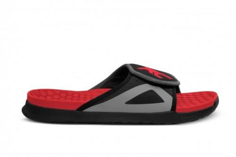 Men's Coaster Black/Red